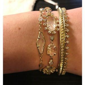 6b8c95c82760f9 Kendra Scott Jewelry - NWT Kendra Scott Deb Bracelet